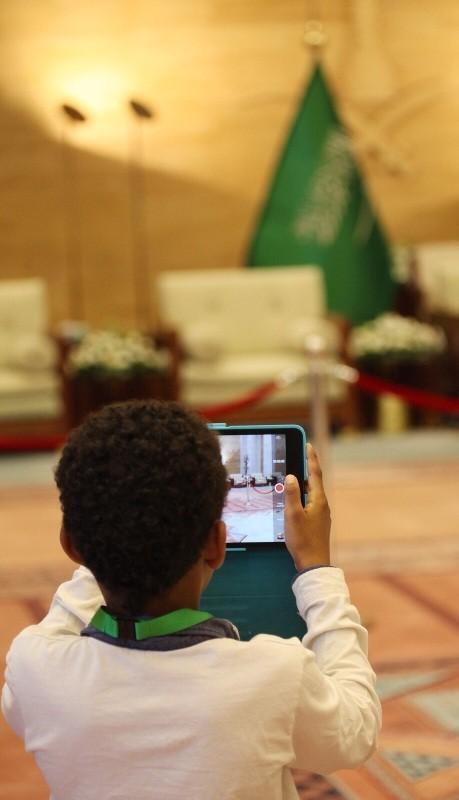 فعالية جولة في قصر الحكم (1)