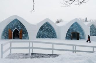 """حجز غرف """"فندق الجليد"""" كاملة قبل بنائه - المواطن"""