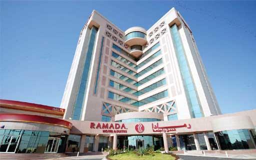 فندق رمادا بمحافظة البكيرية