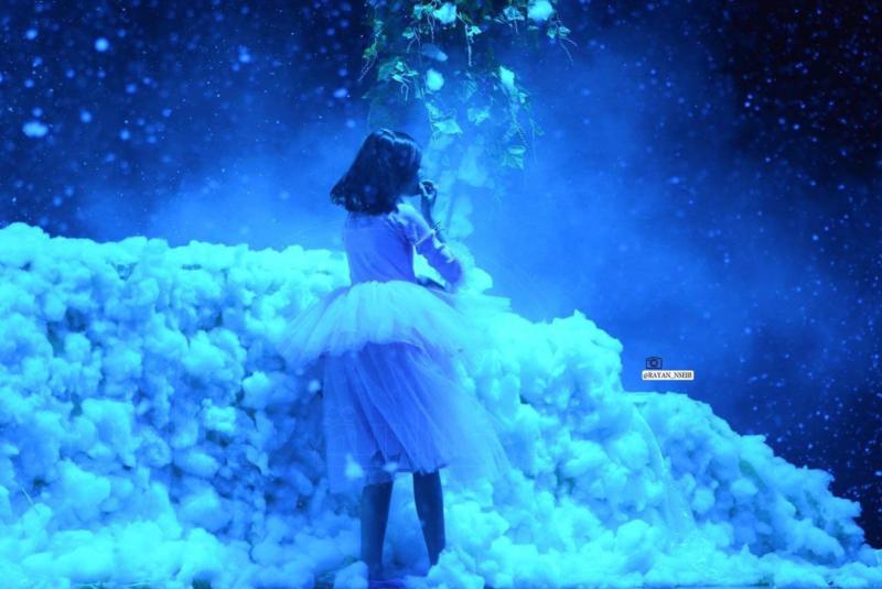 فنون الأحساء تعرض (معزوفة الشتاء) على مسرح الفناتير بالهيئة الملكية بالجبيل 1