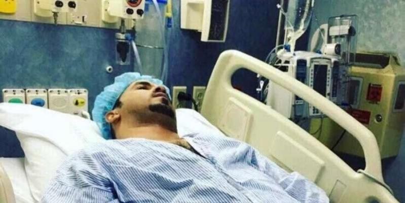 فهد الشمري متبرع بالكلية لمنال الحربي