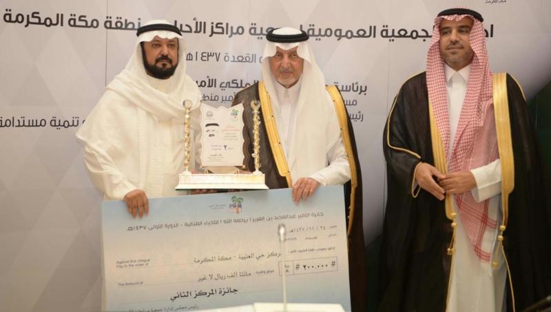 فوز 9 أحياء بجائزة الأمير عبدالمجيد للأحياء المثالية (1)