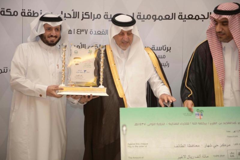 فوز 9 أحياء بجائزة الأمير عبدالمجيد للأحياء المثالية (10)