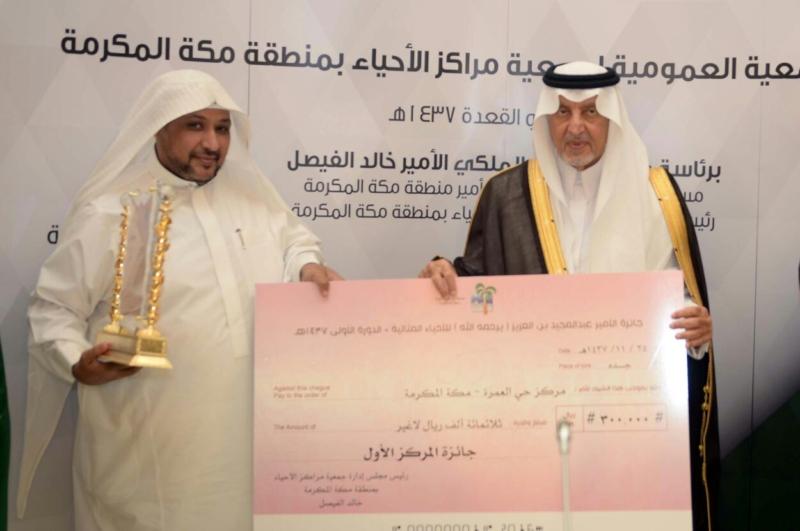 فوز 9 أحياء بجائزة الأمير عبدالمجيد للأحياء المثالية (3)