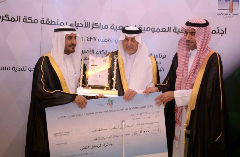 فوز 9 أحياء بجائزة الأمير عبدالمجيد للأحياء المثالية (4)