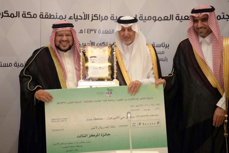 فوز 9 أحياء بجائزة الأمير عبدالمجيد للأحياء المثالية (5)
