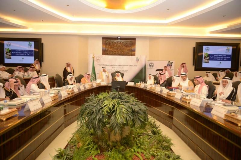 فوز 9 أحياء بجائزة الأمير عبدالمجيد للأحياء المثالية (6)