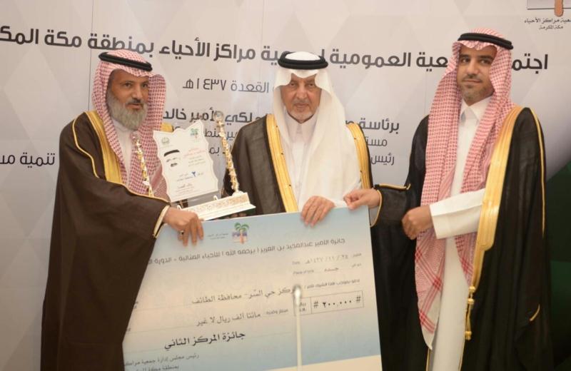 فوز 9 أحياء بجائزة الأمير عبدالمجيد للأحياء المثالية (7)