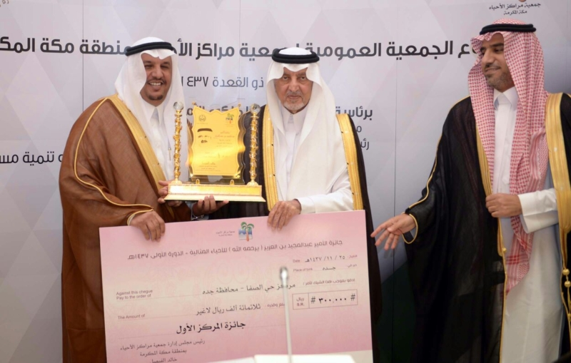 فوز 9 أحياء بجائزة الأمير عبدالمجيد للأحياء المثالية (8)