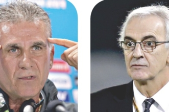 هذه تفاصيل المشادة بين مدربي قطر وإيران ! - المواطن