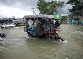 فياضانات-بورما