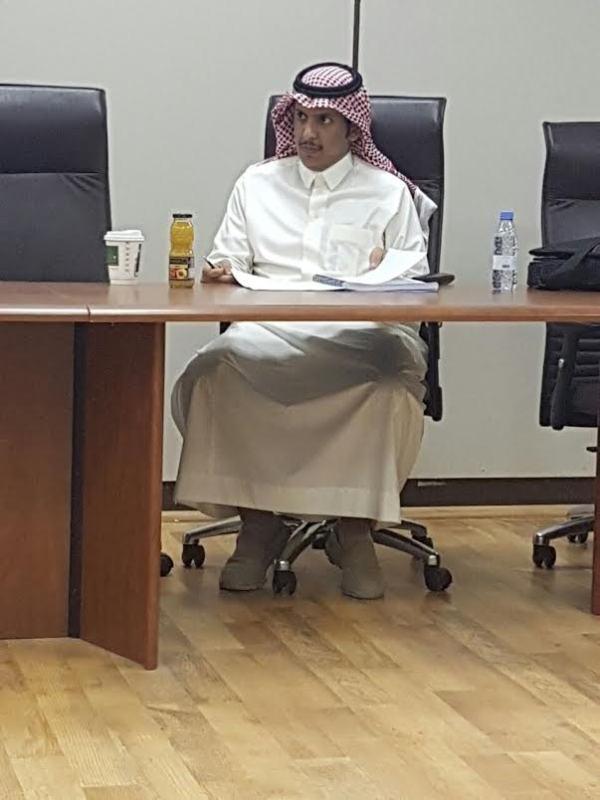 البقمي يحصد  الماجستير في الإعلام من جامعة الملك سعود - المواطن