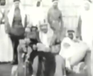 فيديو للملك المؤسس يوضح فيه سياسة المملكة تجاه الحج
