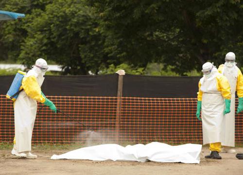 فيروس إيبولا 2