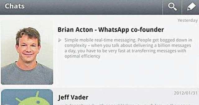فيسبوك-وتويرتر-يرفضان-واتساب
