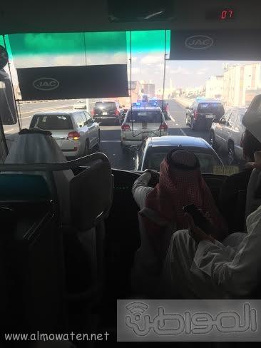 فيصل بنً خالد يتفقد مشاريع ابها وخميس مشيط صباح اليوم11