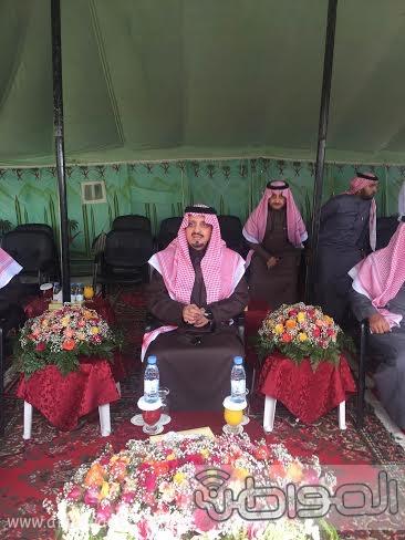 فيصل بنً خالد يتفقد مشاريع ابها وخميس مشيط صباح اليوم2
