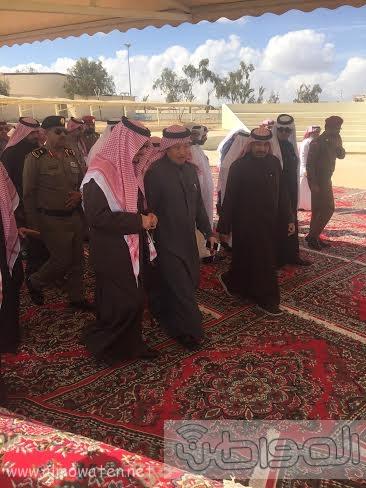 فيصل بنً خالد يتفقد مشاريع ابها وخميس مشيط صباح اليوم9