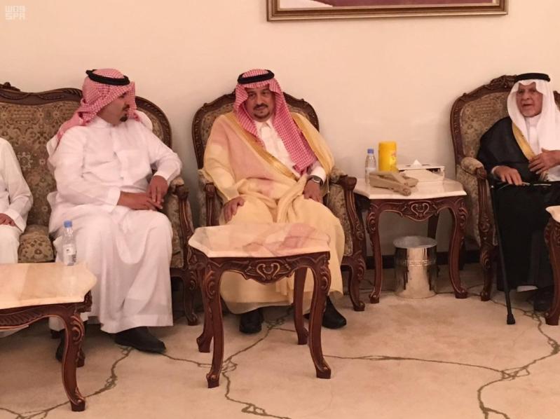 -بن-بندر-يعزي-أبناء-الأمير-بدر-بن-عبدالعزيز-في-وفاة-الأميرة-نوف
