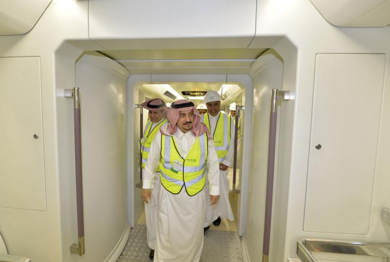 فيصل بن بندر يعلن اكتمال 36 % من قطار الرياض والإنتهاء بعد عامين (168140765) 