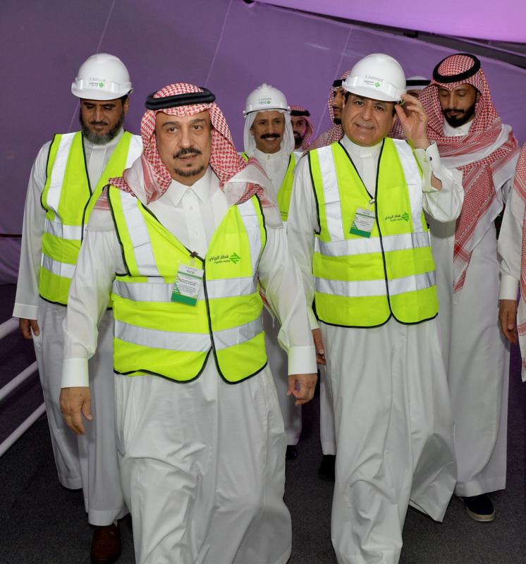 فيصل بن بندر يعلن اكتمال 36 % من قطار الرياض والإنتهاء بعد عامين (168140774) 
