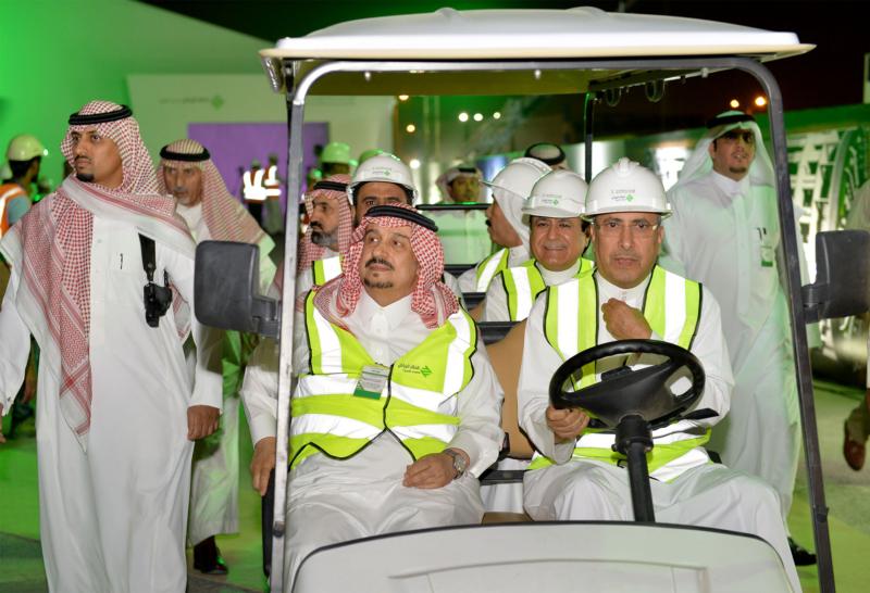 فيصل بن بندر يعلن اكتمال 36 % من قطار الرياض والإنتهاء بعد عامين (168140775) 