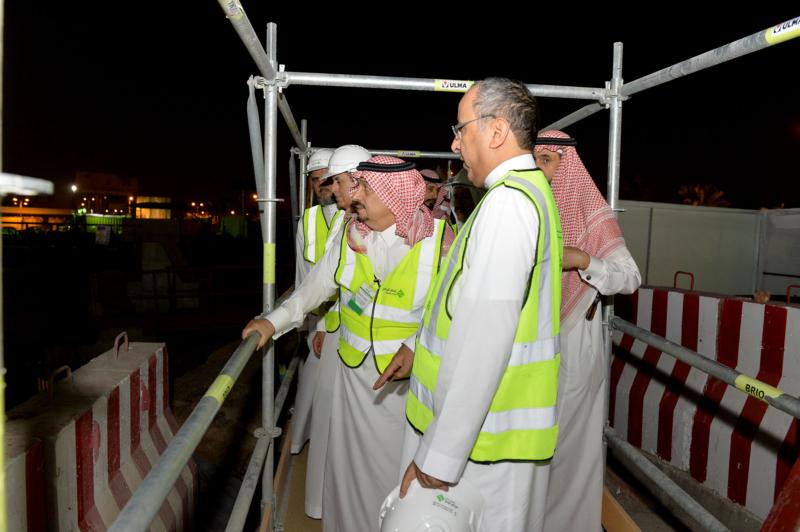 فيصل بن بندر يعلن اكتمال 36 % من قطار الرياض والإنتهاء بعد عامين (168140776) 