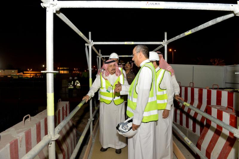 فيصل بن بندر يعلن اكتمال 36 % من قطار الرياض والإنتهاء بعد عامين (168140777) 