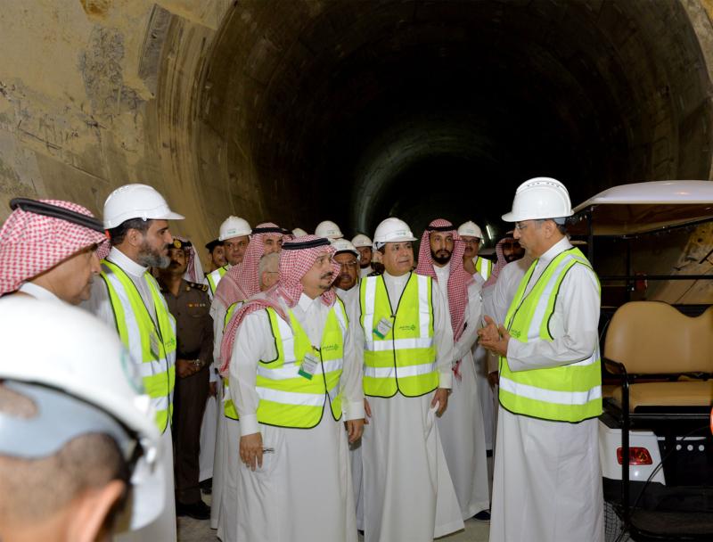 فيصل بن بندر يعلن اكتمال 36 % من قطار الرياض والإنتهاء بعد عامين (168140794) 