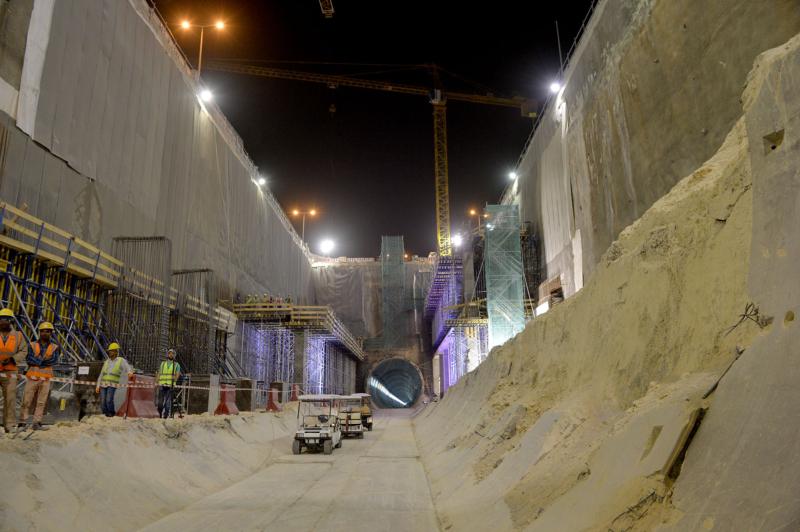 فيصل بن بندر يعلن اكتمال 36 % من قطار الرياض والإنتهاء بعد عامين (168140795) 