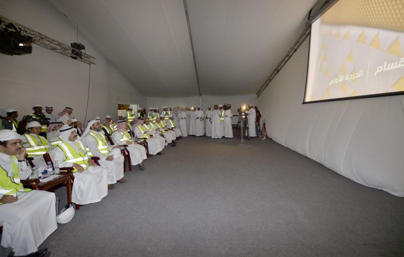 فيصل بن بندر يعلن اكتمال 36 % من قطار الرياض والإنتهاء بعد عامين (168140804) 