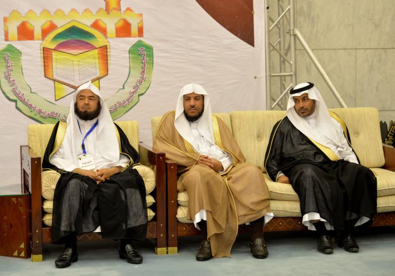 فيصل بن بندر يُكرم الفائزين في مسابقة أمير الرياض للقرآن (1)