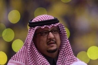 لاعبو النصر لفيصل بن تركي: ستبقى في قلوبنا دومًا - المواطن