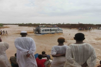 أكثر من 40 ألف أسرة تأثرت جراء السيول والفيضانات بالسودان - المواطن