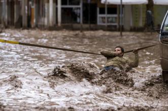 فيضانات تشيلي