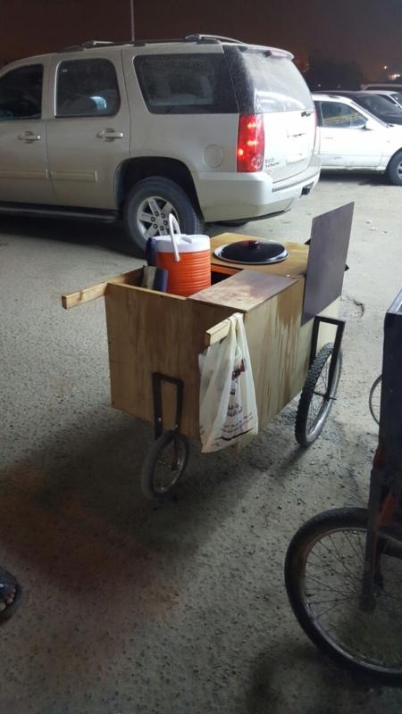 في أحد المسارحة.. البلدية تصادر غذاء (1) 