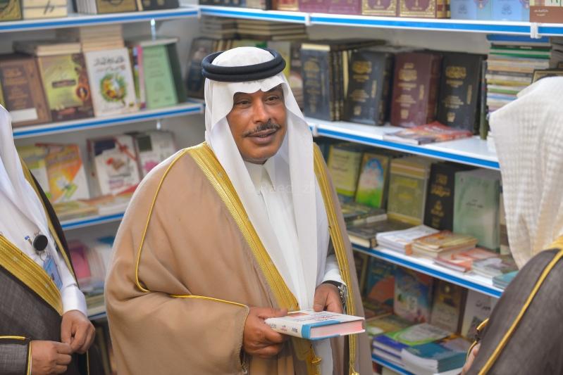في #الباحة.. افتتاح معرض الكتاب الثاني بحضور أمير المنطقة (2)