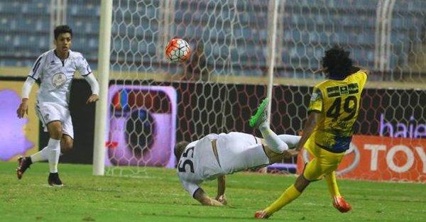 في الدوري السعودي للمحترفين لكرة القدم