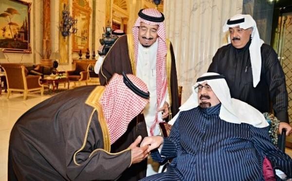 مشاهير السعودية في تويتر: دعاء لعبدالله بالرحمة والتوفيق والعون لسلمان - المواطن