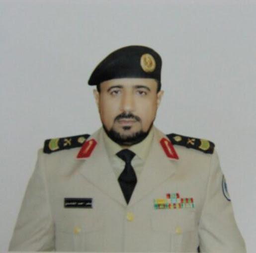 قائد حرس الحدود بمنطقة عسير- اللواء سفر بن أحمد الغامدي