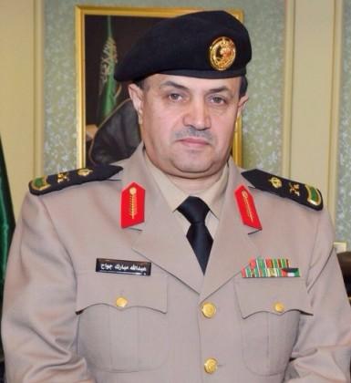 قائد قطاع حرس الحدود بالمنطقة الشرقية  اللواء مبارك الحواج