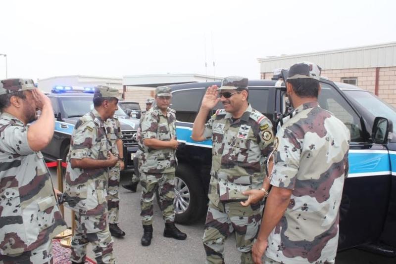قائد قوات أمن الحج يجتمع بمنسوبي الطوارئ الخاصة 11