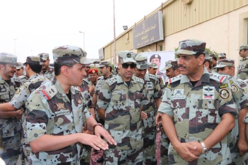 قائد قوات أمن الحج يجتمع بمنسوبي الطوارئ الخاصة 12