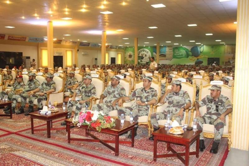 قائد قوات أمن الحج يجتمع بمنسوبي الطوارئ الخاصة 14