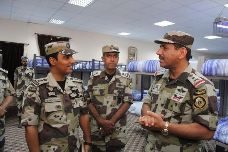 قائد قوات أمن الحج يجتمع بمنسوبي الطوارئ الخاصة 15