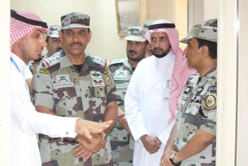 قائد قوات أمن الحج يجتمع بمنسوبي الطوارئ الخاصة 16