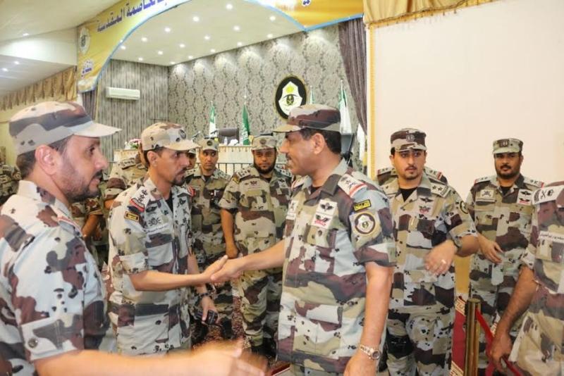 قائد قوات أمن الحج يجتمع بمنسوبي الطوارئ الخاصة 17