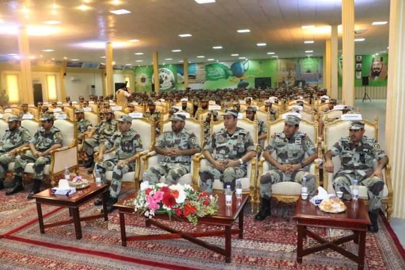قائد قوات أمن الحج يجتمع بمنسوبي الطوارئ الخاصة 18