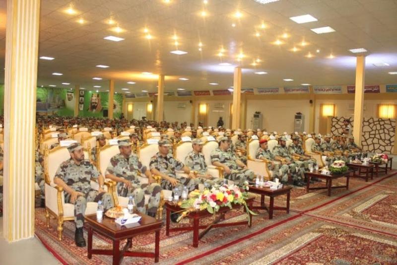 قائد قوات أمن الحج يجتمع بمنسوبي الطوارئ الخاصة 2