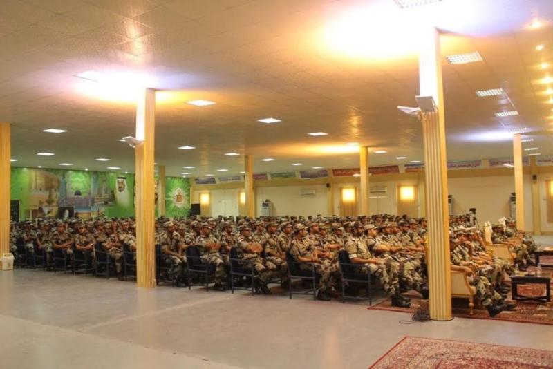 قائد قوات أمن الحج يجتمع بمنسوبي الطوارئ الخاصة 3